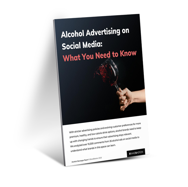 Alcohol Advertising on Social Media