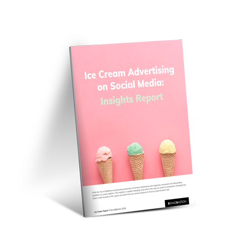 Insights Report - Ice Cream Advertising on Social Media