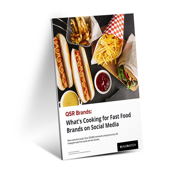QSR Brands - Fast Food Brands on Social Media