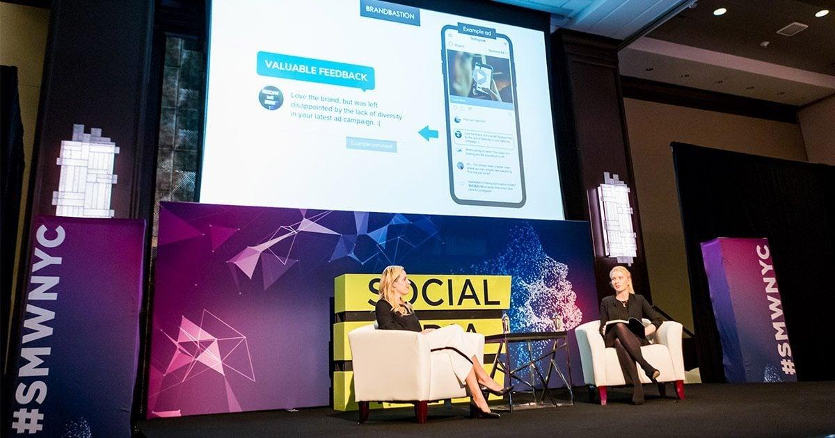 BrandBastion  | Social Media Week New York