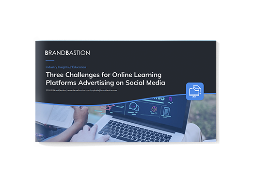Challenges for Online Learning Platforms Advertising on Social Media